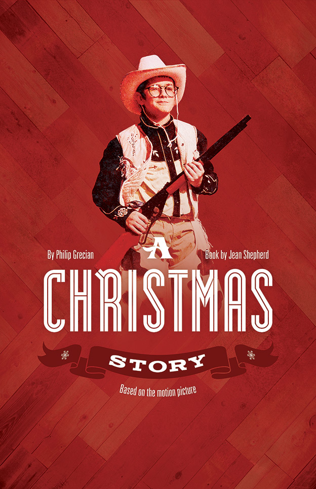 a christmas story san luis obispo repertory theatre - What Channel Is A Christmas Story On