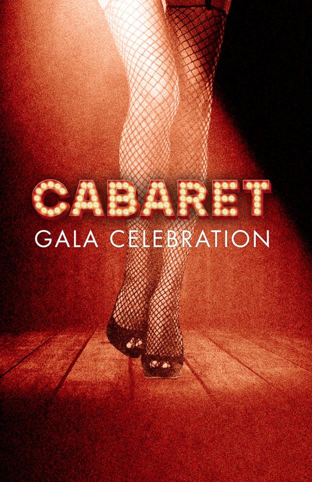 Cabaret Gala Poster